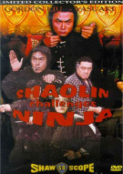 Shaolin Challenges Ninja Movie