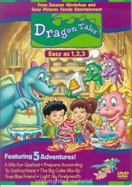 Dragon Tales: Easy As 1,2,3 Movie
