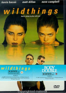 Wild Things/ Body Double (2 Pack) Movie