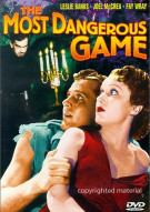 Most Dangerous Game, The: (Alpha) Movie