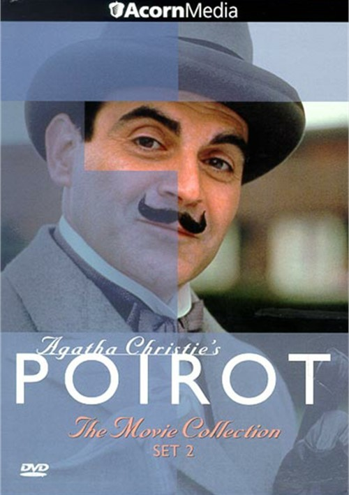 Agatha Christies Poirot: The Movie Collection 2 Movie