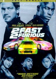 2 Fast 2 Furious (Fullscreen) Movie