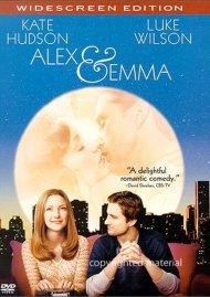 Alex & Emma (Widescreen) Movie
