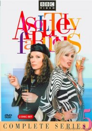 Absolutely Fabulous: Complete Series 5 Movie
