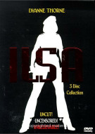 Ilsa 3 Disc Collection Movie