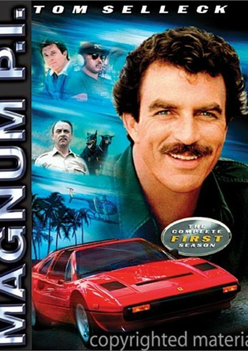 Magnum P.I.: The Complete First Season Movie