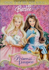 Barbie The Princess and the Pauper Movie