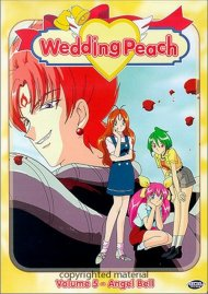 Wedding Peach: Volume 5 - Angel Bell Movie