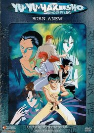 Yu Yu Hakusho: Born Anew (Uncut) Movie