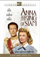 Anna And The King Of Siam Movie
