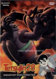 Tetsujin 28: Volume 1 - Monster Resurrected Movie