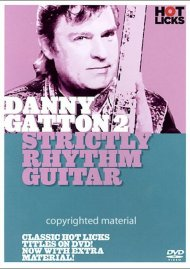 Danny Gatton 2: Strictly Rhythm Guitar Movie