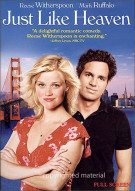 Just Like Heaven (Fullscreen) Movie