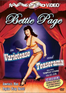 Bettie Page: Varietease / Teaserama Movie