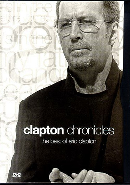 clapton chronicles the best of eric clapton dvd 1999 dvd empire. Black Bedroom Furniture Sets. Home Design Ideas