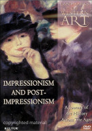 Landmarks Of Western Art: Impressionism And Post-Impressionism Movie