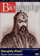 Biography: Genghis Khan - Terror And Conquest Movie