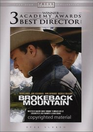 Brokeback Mountain (Fullscreen) Movie