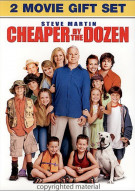 Cheaper By The Dozen: Bakers Dozen Edition / Cheaper By The Dozen 2 (2 Pack) Movie
