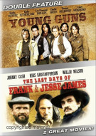 Young Guns / The Last Days Of Frank & Jesse James (Double Feature) Movie