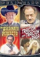 Un Asesinato Perfecto / Traicion Con Traicion Se Paga (Double Feature) Movie