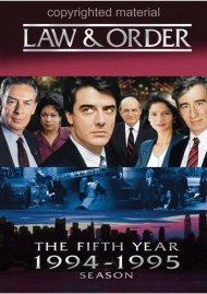 Law & Order: The Fifth Year Movie