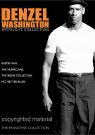 Denzel Washington Spotlight Collection Movie