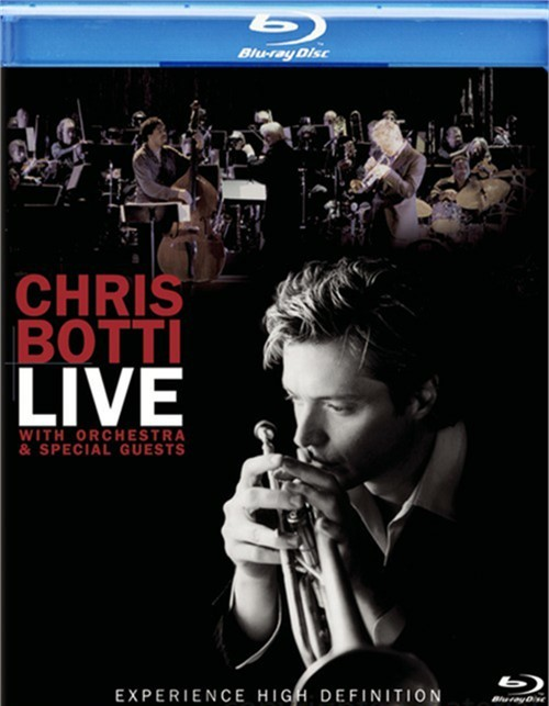 Chris Botti: Live With Orchestra & Special Guests Blu-ray