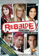 Rebelde: Tercera Temporada Movie