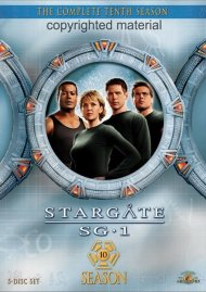 Stargate SG-1: The Complete Tenth Season Movie