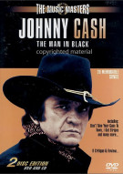 Music Masters, The: Johnny Cash - The Man in Black Movie