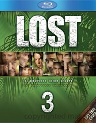 Lost: The Complete Third Season - The Unexplored Experience Blu-ray