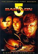 Babylon 5: The Complete First Season / La Femme Nikita: The Complete First Season (2 Pack) Movie