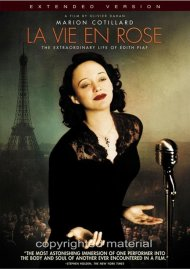 La Vie En Rose: Extended Version Movie