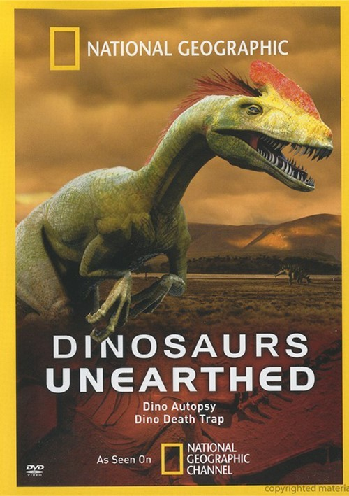 National Geographic: Dinosaurs Unearthed Movie