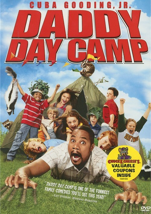 Daddy Day Camp Movie