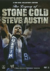 WWE: Legacy Of Stone Cold Steve Austin Movie