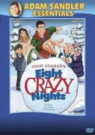 Eight Crazy Nights (Adam Sandler Essentials) Movie