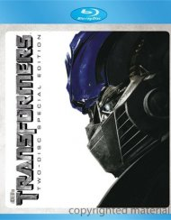 Transformers: 2 Disc Special Edition Blu-ray