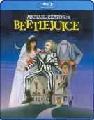 Beetlejuice: 20th Anniversary Edition Blu-ray