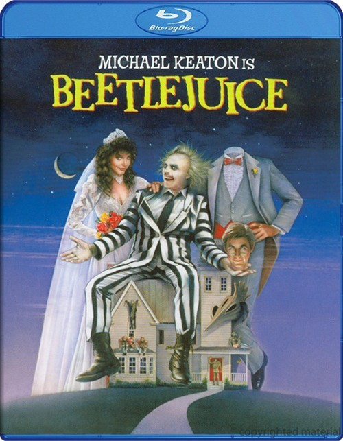 Beetlejuice: 20th Anniversary Edition Blu-ray