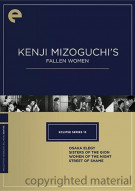 Kenji Mizoguchis Fallen Women: Eclipse From The Criterion Collection Movie