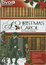 DVD Bookshelf: A Christmas Carol Movie