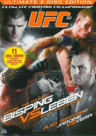 UFC 89: Bisping Vs. Leben Movie