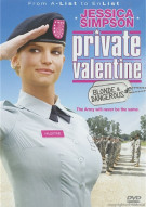 Private Valentine: Blonde & Dangerous Movie