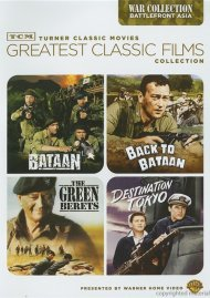 Greatest Classic Films: WWII - Battlefront Asia Movie
