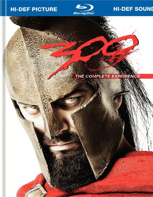 300: The Complete Experience (Digibook) Blu-ray