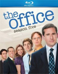 Office, The: Season Five (American Series) Blu-ray