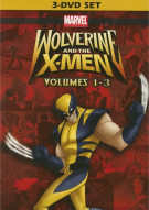 Wolverine And The X-Men: Volumes 1-3 Movie