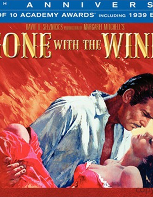 Gone With The Wind: Ultimate Collectors Edition Blu-ray